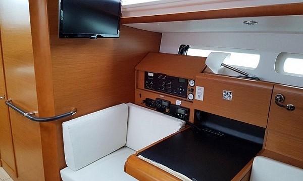 Jeanneau Sun Odyssey Sailing Boat