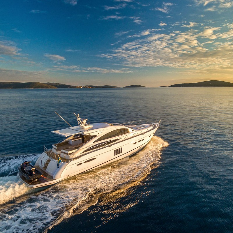 Colours of Dubrovnik - Najam luksuznih brodova